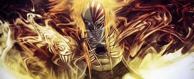 Ichigo hollow by ikekill