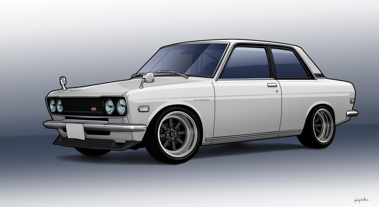 Datsun 1200 By Hugosilva On Deviantart