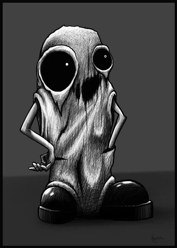 Zombie by hugosilva