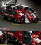 07 civic type r enjoy racing