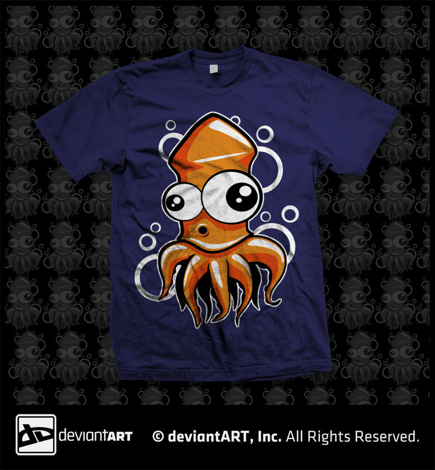 octopus shirt - 6th entry by hugosilva