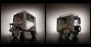 microcar 3D
