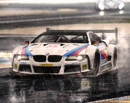 24H le mans BMW concept