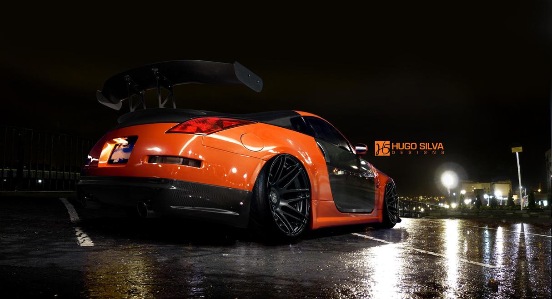 Nissan 350Z by hugosilva