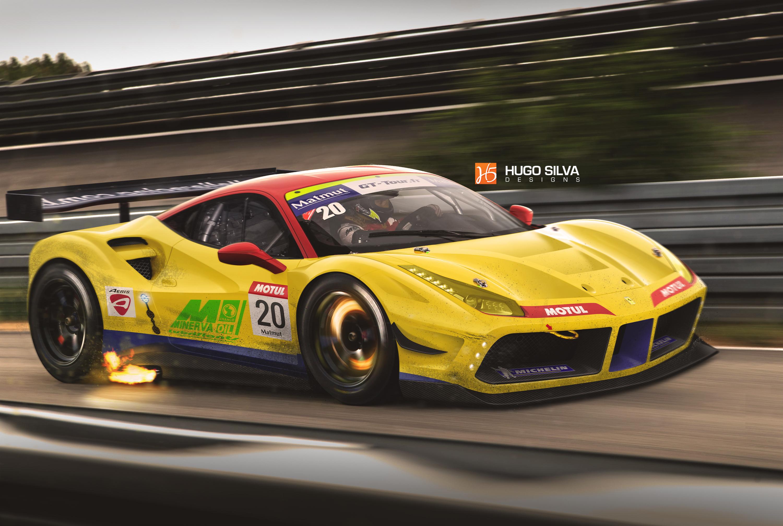Acura Nsx Lm Race Car Gt