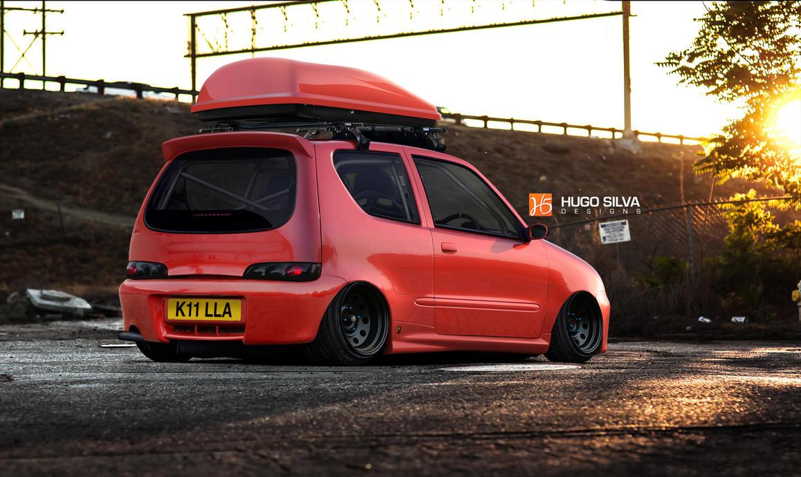 Fiat Seicento K11LLA by hugosilva
