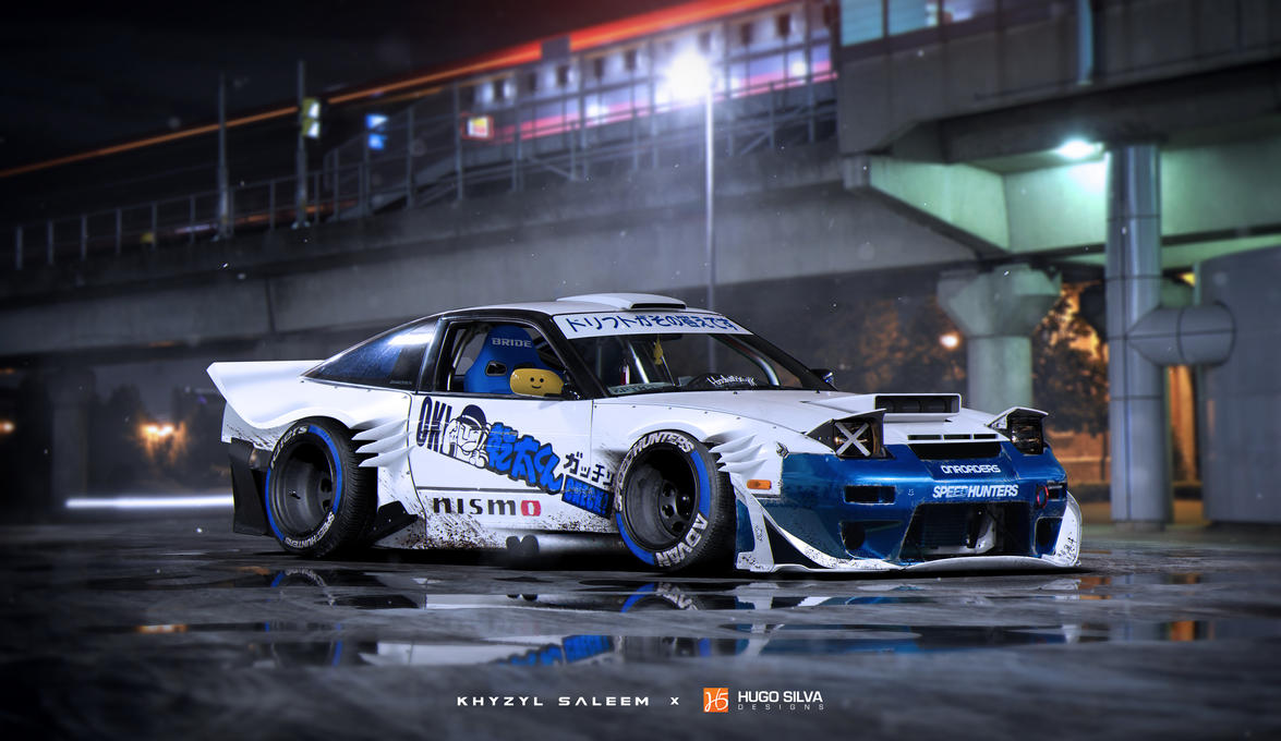 Need For Speed Rocket Bunny X Rwb Zilvia Net