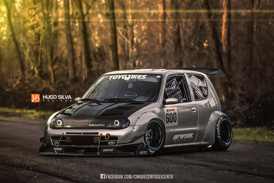 fiat seicento wallpaper - photo #32