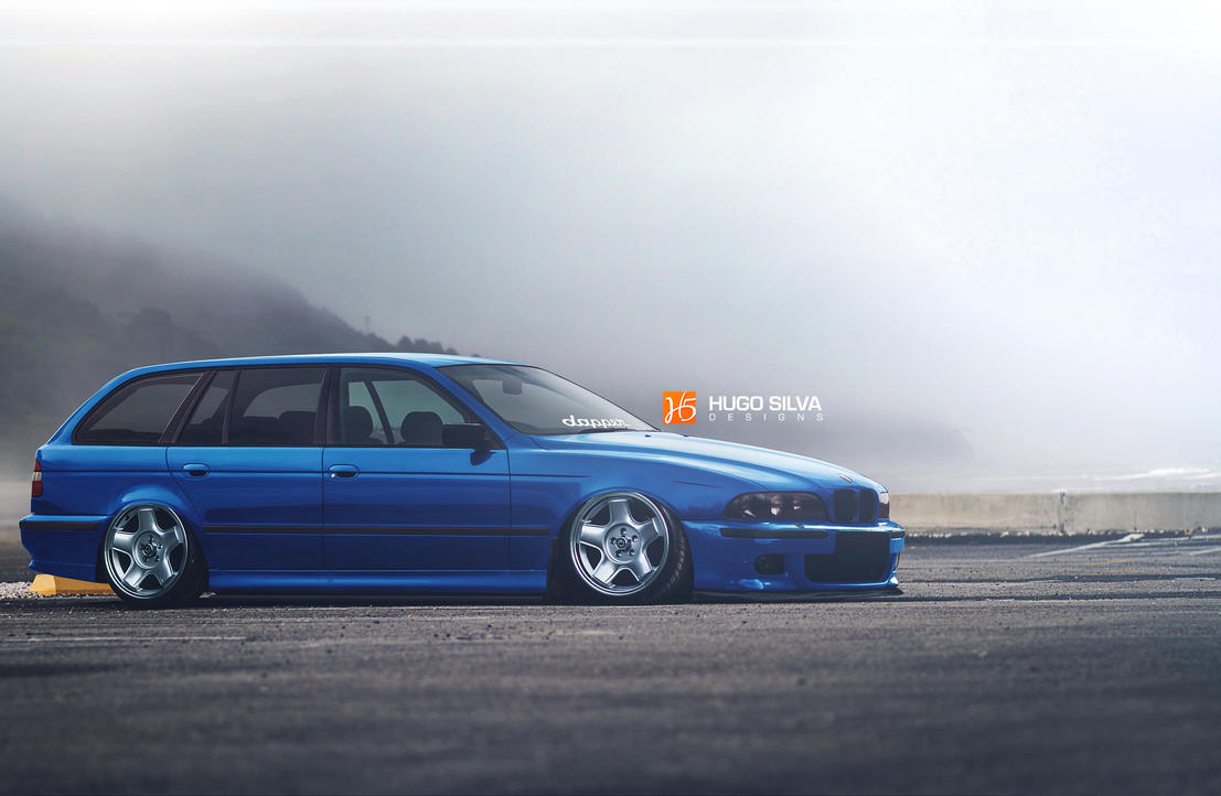 BMW E39 Estate by hugosilva