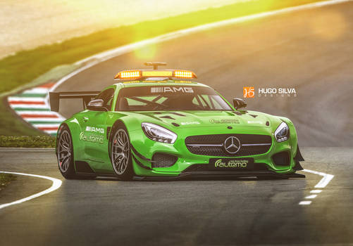 AMG GT Autemo Safety car