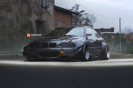 widebody bmw m3