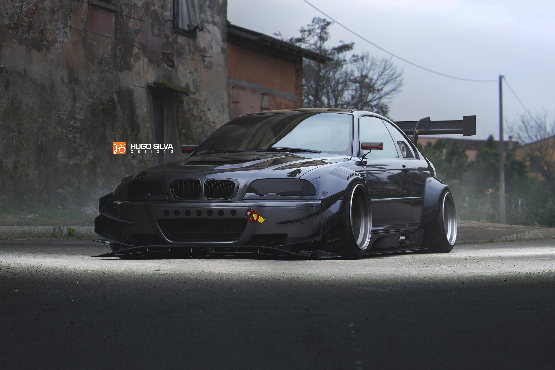 Widebody Bmw M3 Autemo Com Automotive Design Studio