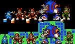 The Genesis Unit in 8-bit.