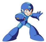 Mega Man Free Use Artwork