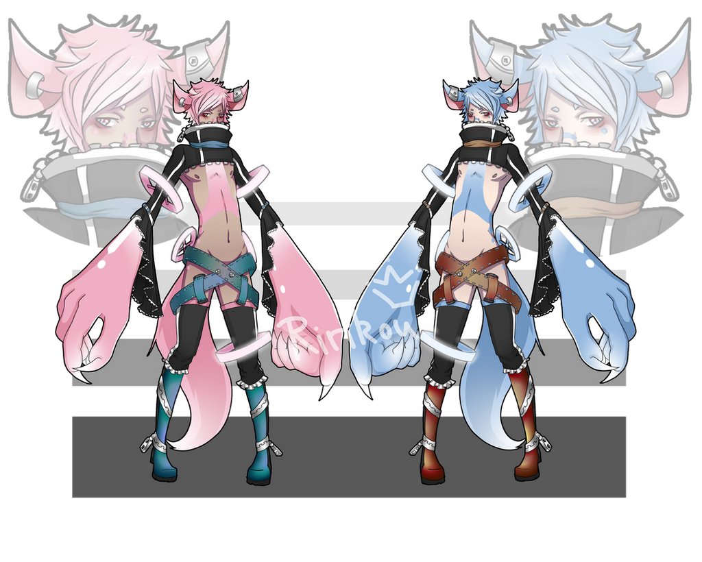 Nimbus Adoptable 4 (CLOSED) by Ririkou-Adopts