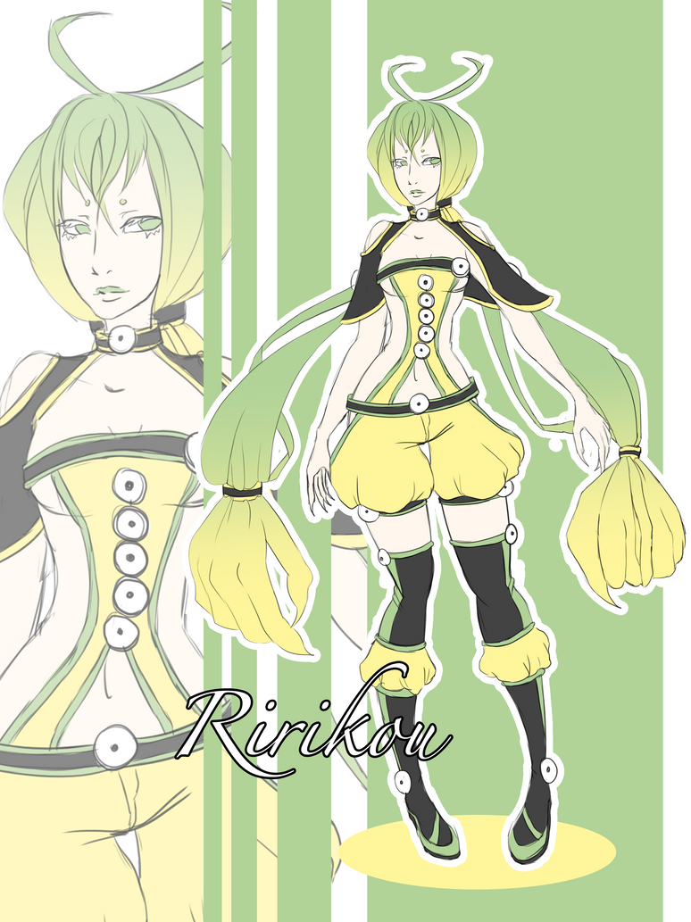 Adoptable 4 [CLOSED] by Ririkou-Adopts