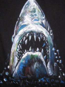 Jaws detail.