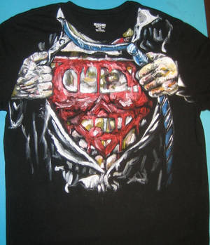Bloody Superman.