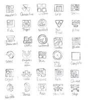Journey Symbols, Free Use (2) by EndlessShower