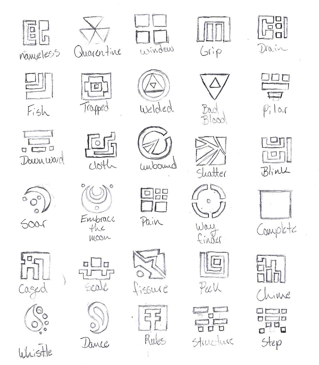 Journey Symbols Free Use 2 By Endlessshower On Deviantart