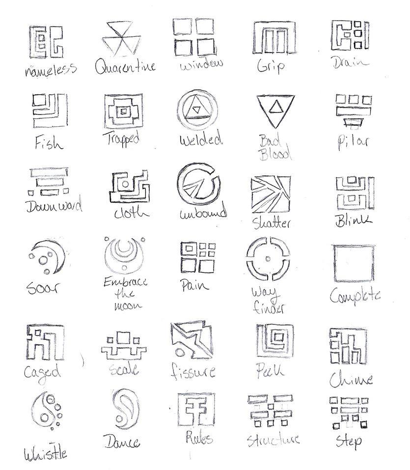 Journey Symbols Free Use 2 By Endlessshower On Deviantart