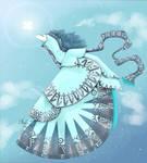 Cloth Dragon Redraw by EndlessShower