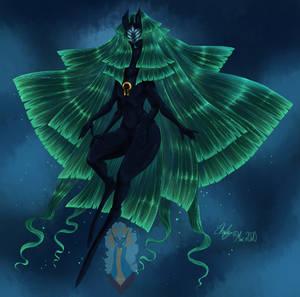 Night Realm Goddess Nithernal