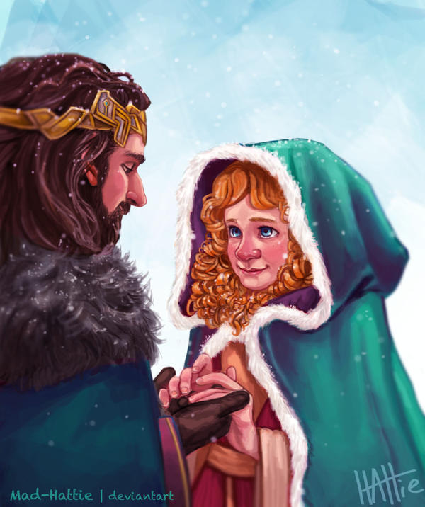 Erebor Snow by Mad-Hattie