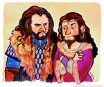 Thorin and Dis