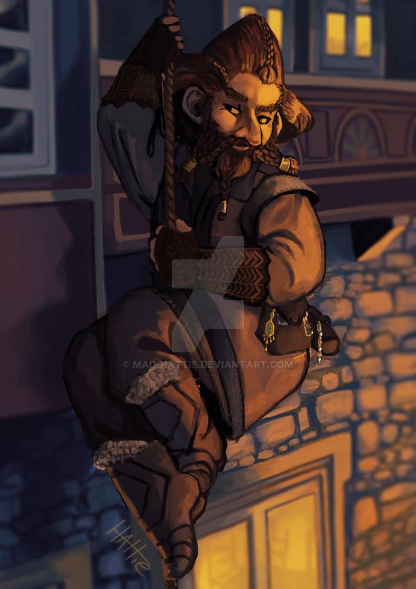 Nori the Thief (TM) by Mad-Hattie