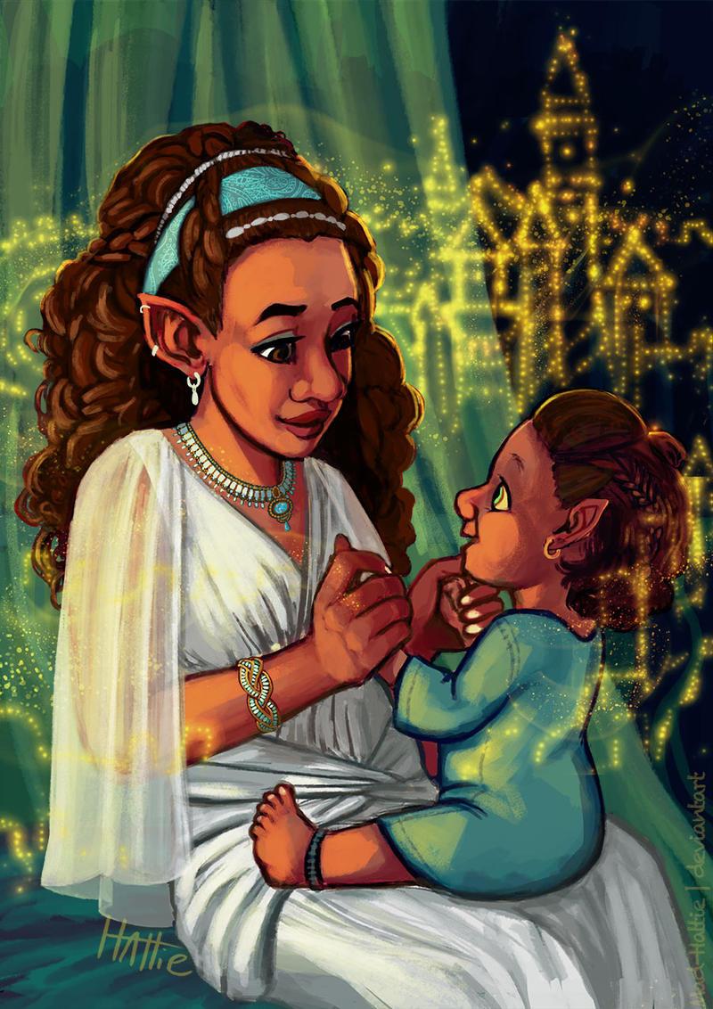 Stories of Gondolin by Mad-Hattie