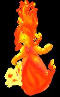 Flame Princess by bw200433