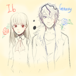 Garry and Ib