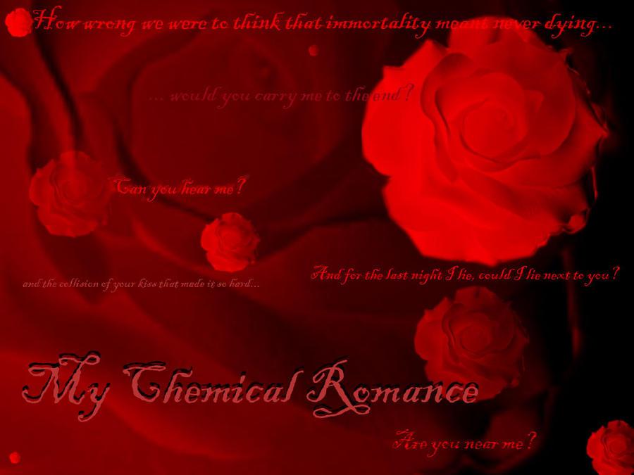 my chemical romance screensavers: