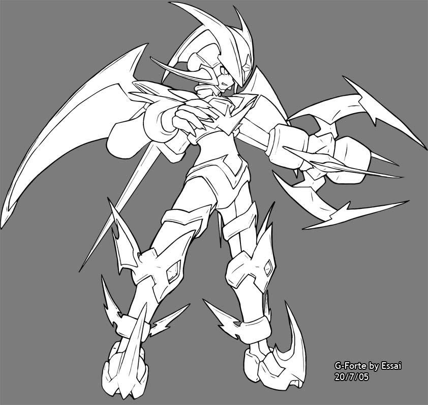 G-Forte V2 by Essai