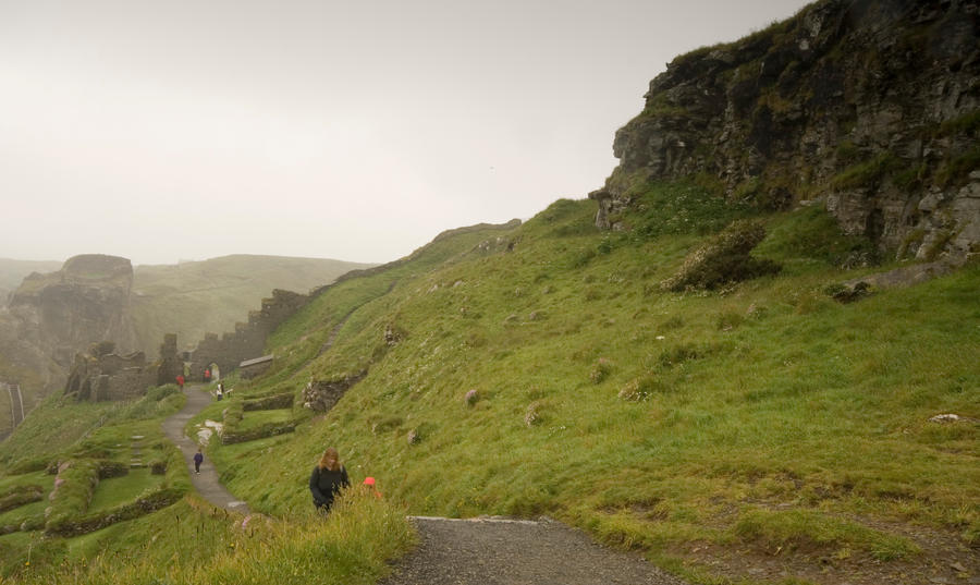 Tintagel by LughoftheLongArm