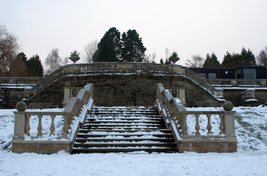Snowy Steps2 by LughoftheLongArm