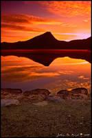 A Fiery Dawn by kkart