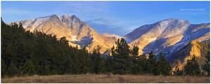A Mountain Dawn