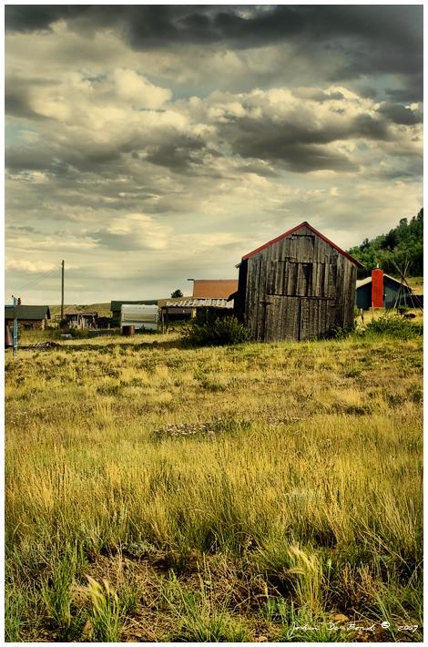 Abandoned Summer by kkart