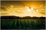 Longmont Summer Skies 2 by kkart