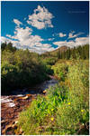 Indian Creek by kkart