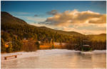 The Frozen Sunrise