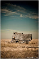 Leaning Towards The Past by kkart