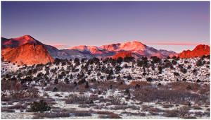 Morning Light Of Winter by kkart