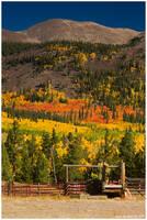 The Autumn Corral by kkart
