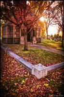 The Autumn Crypt by kkart