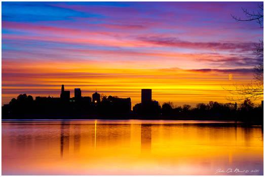 Painting The Sunrise