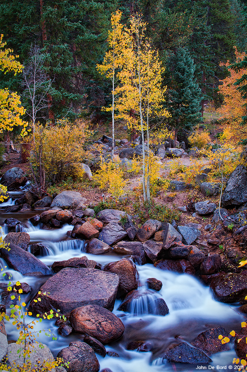 Healing Rivers Of Fall by kkart
