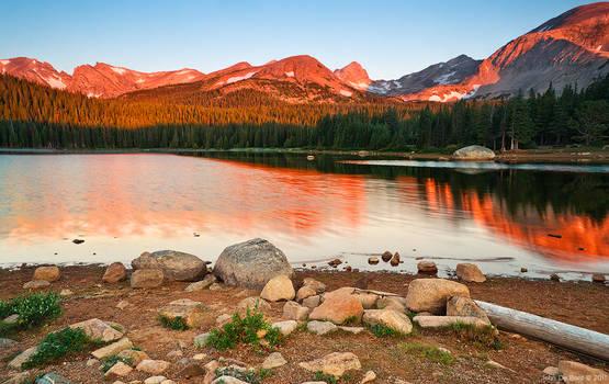 Lake Of Romance